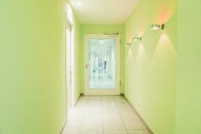 T-Klinik Flur