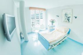 Patienten Einbettzimmer