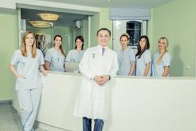 Das Klinikteam der T-Klinik