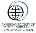 Member of American Society of Plastic Surgeons