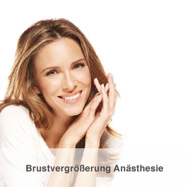 Brustvergrößerung Anästhesie