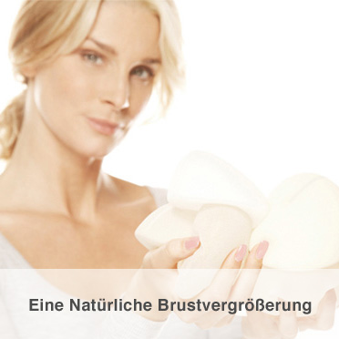 Natürliche Brustvergrößerung mit BioDynamic System
